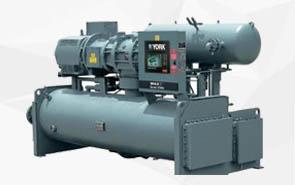 西安约克商用水冷空调机组
