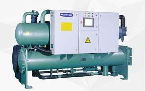 西安格力水冷中央空调机组